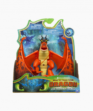 Spin Master Cartoon Character Figurine Dreamworks Dragons Hookfang