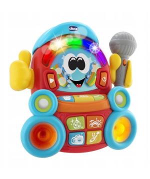 """Toy """"Chicco"""" karaoke"""
