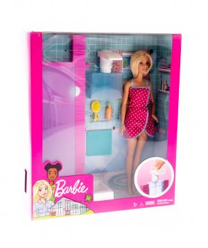 Հավաքածու «Barbie» Լոգարանի պարագաներ