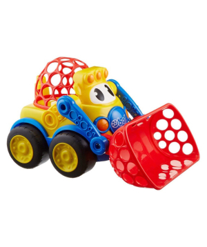 """Toy """"OBALL"""" truck"""
