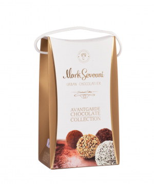 Շոկոլադե հավաքածու «Mark Sevouni» Avantgard Chocolate Collection  185 գ