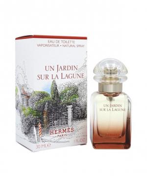"""Perfume """"Hermes un jardin Sur la lagune"""" Eau De toilette 30 ml"""