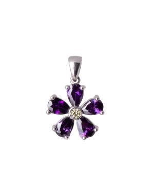 Կախազարդ «Ssangel Jewelry» ծաղիկ
