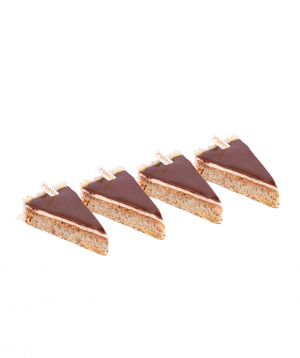 Pastry `Almond`  4 pieces