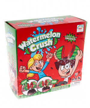 Game with watermelon
