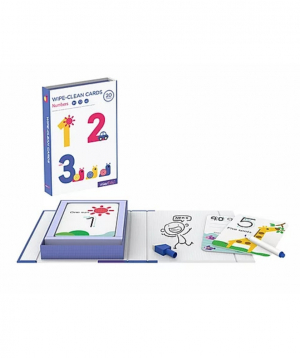 """Collection """"MierEdu"""" of training cards with numbers"""