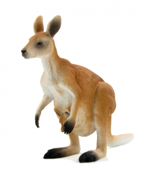 Toy `MOJO` Kangaroo