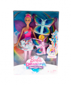 Բարբի «Barbie» Dreamtopia Flying Wings Fairy