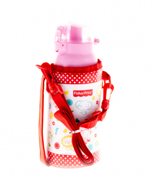 Thermos `Fisher Price` with a cup