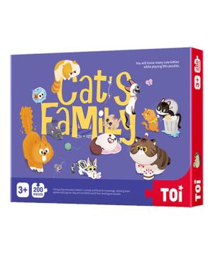 Փազլ «Toi» կատուների ընտանիք