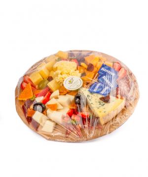 Հավաքածու «Say Cheese» պանիրների տախտակով