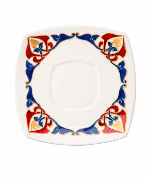 "Plate ""Taraz Art"" decorative, ceramic №16"