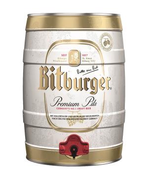 Գարեջուր Bitburger 5լ ե/տ