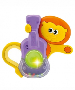 Toy `Chicco` rattling, Lion