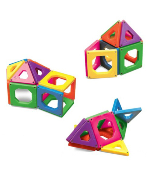 Construction set `DISCOVERY` magnetic