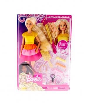 Barbie `Barbie` Fall Hair Feature