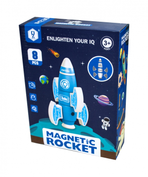 Constructor spacecraft, magnetic