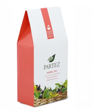 "Tea ""Partez"" sweet aroma mix"
