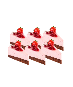 Pastry `Parma` Cheesecake 6 pieces