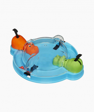 Hasbro Board Game HUNGRY HUNGRY HIPPO GRAB AND GO