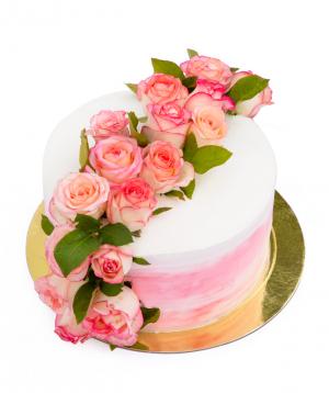Cake `Rose`
