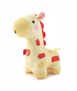 Toy `Fisher Price` musical, giraffe