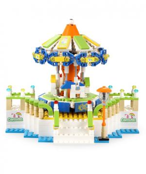 """Constructor  """"CaDA"""" Carousel"""