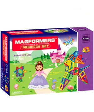 Constructor magnetic, Princess