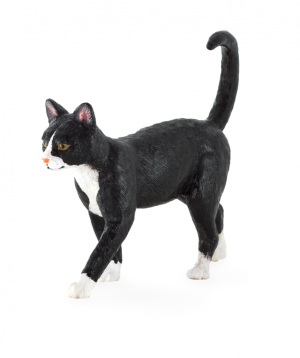 """Toy """"MOJO"""" Cat"""