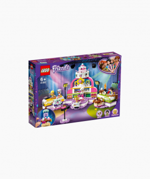 Lego Friends Constructor Baking Competition