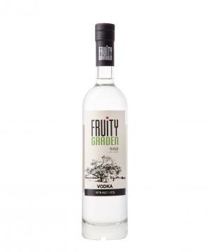 Vodka `Fruity Garden` cornel 500 ml