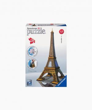 Ravensburger 3D Փազլ «էյֆելյան աշտարակ, Փարիզ» 216p