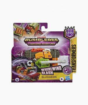 Hasbro Transformers Հերոսի Արձանիկ CYBERVERSE 1 STEP «BLUDGEN»