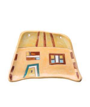 "Plate ""Nuard Ceramics"" House №5"