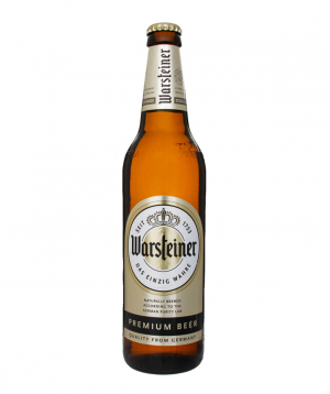 Beer `Warsteiner` 500 ml