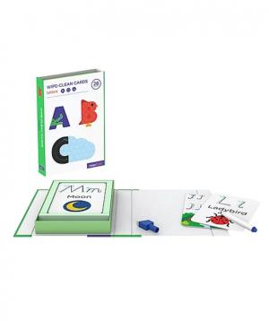Հավաքածու «MierEdu» ուսուցողական քարտերի, տառերով