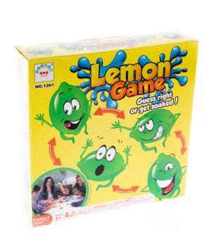 Game with lemons