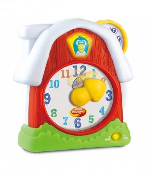 Խաղալիք ժամացույց, ուսուցողական