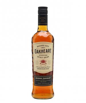 "Rum ""Bacardi Oakheart"" 700 ml"