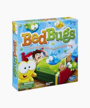 Hasbro Board Game BED BUGS
