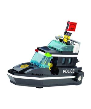 Կոնստրուկտոր «COBI» ոստիկանական նավակ