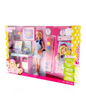 Բարբի «Barbie» The little Artist