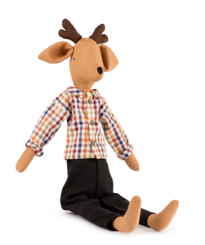 """Doll """"Onze"""" Deer Dani №2"""