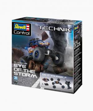 Revell Technik Հեռակառավարվող Կառուցողական Ամենագնաց Ավտոմեքենա «Eye of the Storm»
