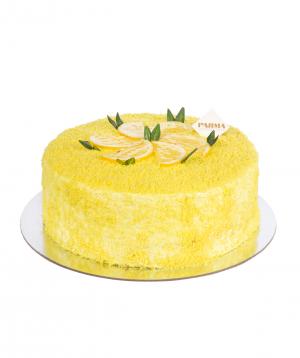"""Cake """"Lemon"""""""