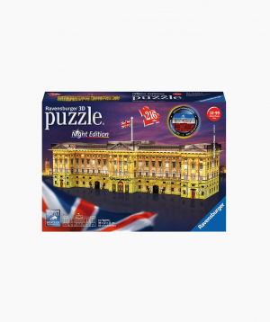 Ravensburger 3D Puzzle Night Edition Buckingham Palace 216p