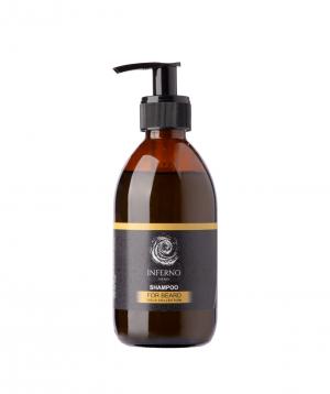 "Shampoo ""Inferno"" for beard"