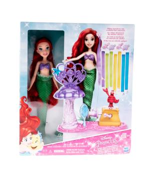 Doll `Ariel` mermaid