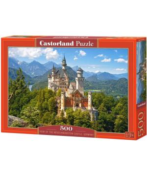 Puzzle `Castorland` 500 details №5