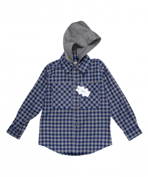 "Shirt ""Onze"" children`s №7"